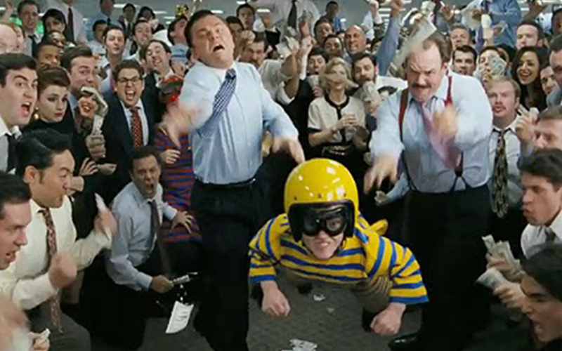 """O Que O Filme """"O Lobo De Wall Street"""" Pode Te Ensinar Sobre Vendas?"""